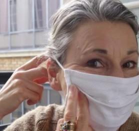 port du masque et aides auditives